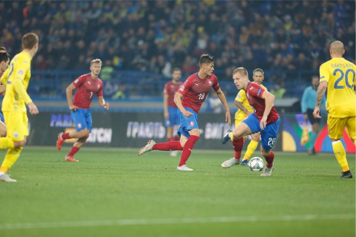 Liga národů: Česko začne doma v září s Ukrajinou