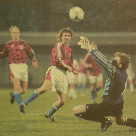 Výročí: 25 let od prvního zápasu samostatné české reprezentace