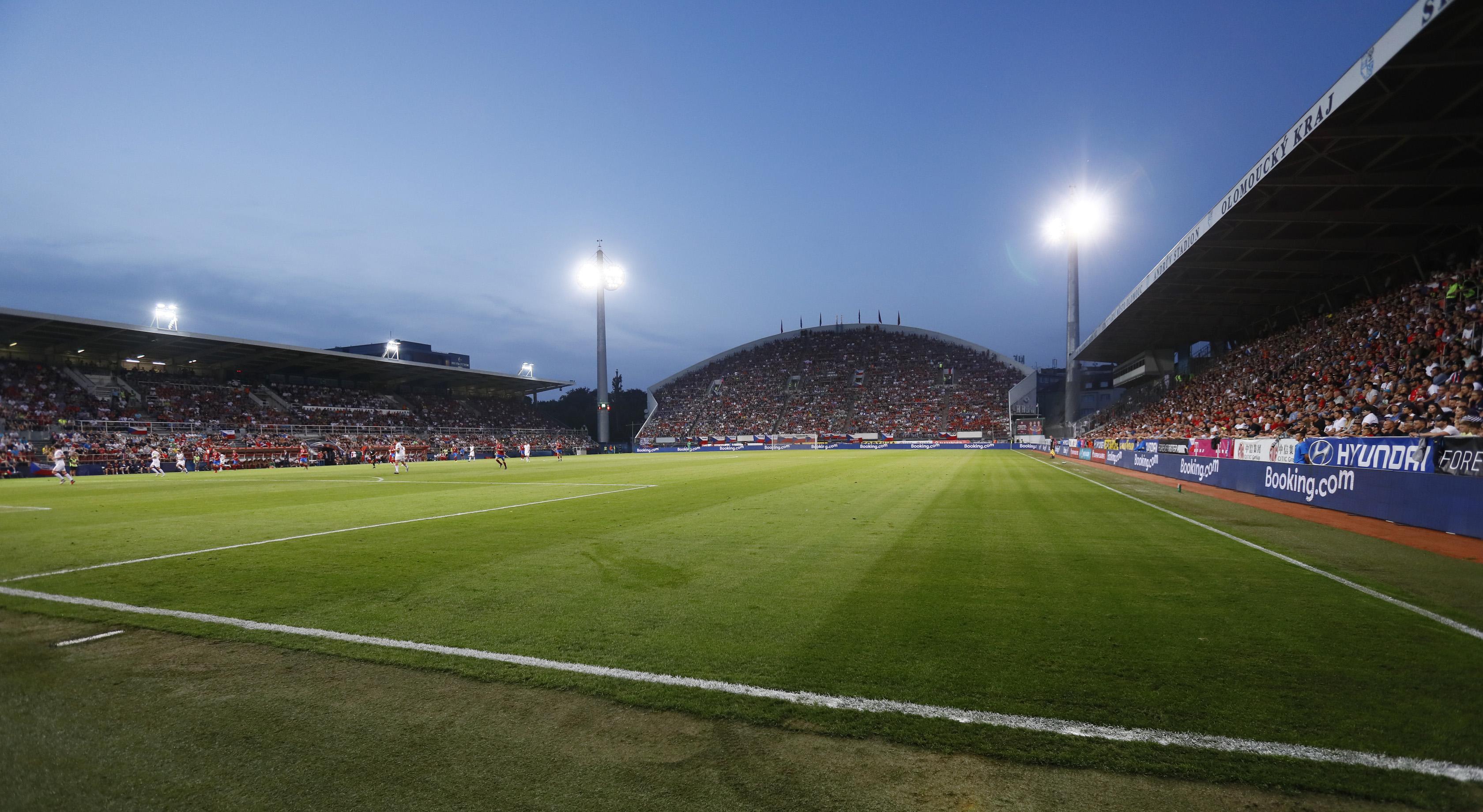 Reprezentace bude v září hrát v Bratislavě a Olomouci